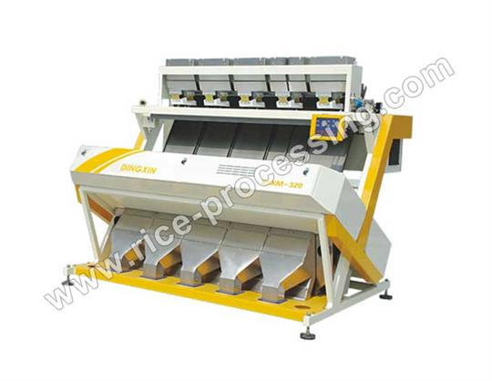 Model ZK Series CCD - Rice Sorting Machine