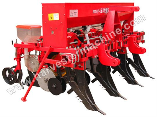No-tillage Corn Seeder