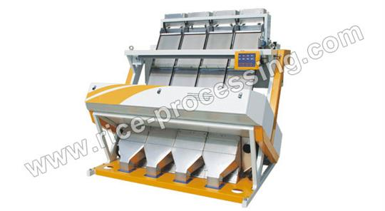 Model CB6 - Cereal Color Sorting Machine
