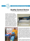 Quality Control Device (QCD)- Brochure