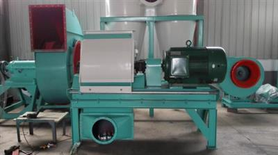 FANWAY - Model FY-ZW60B - 55kw Droplet Fish Feed Crusher