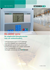 Model KL-6000 series - Climate Computers- Brochure
