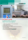 Model KL-6001 series - Comprehensive Climate Computer Brochure