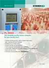 Model PL-9000 - Poultry House Computer Brochure