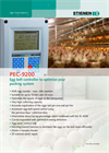 Model PEC-9200 - Egg Belt Controller Brochure