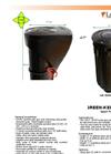 Model IRO-650 - Rotary Sprinkler Datasheet
