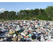 Big potential of cutting greenhouse gases from waste