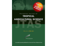 Tropical Agricultural Science Journal  (JTAS)