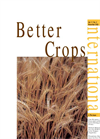 Better Crops International (BCI) Brochure