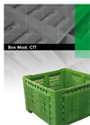 EuroPlast - Model CTT - Transport and Storage Box of Fruit and Vegetables - Brochure