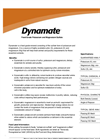 Dynamate - Feed Grade Potassium and Magnesium Sulfate Brochure