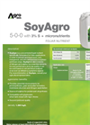 SoyAgro - Foliar Nutrient with Micronutrients (5-0-0 With 3% S + Micros) - Datasheet