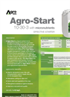 Agro-Start - Liquid Nutrient for Effective Starter With Micronutrients (10-30-3) - Datasheet