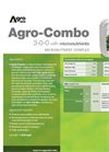 Agro-Combo - Foliar Nutrient (3-0-0 With Micros) - Datasheet