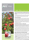 Agro 100 - Agrotechnology - Brochure