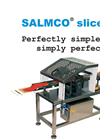 Model SM 5118 - Single Lane Slicer Brochure
