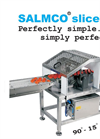 SALMCO - Model SM 5290 - Vertical Portion Slicer Brochure