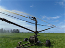 Travelling Raingun / Irrigator
