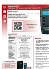 Model CA7027 - Cable Testers Brochure