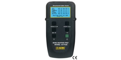AEMC - Model CA7028 - Cable Testers
