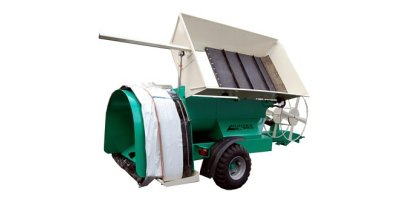 Murska Biopacker - Tube Composting