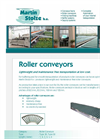 Model 50 - Roller Conveyor Brochure