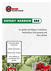 Model SKE - Rotary Harrow Brochure