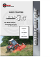 Grip 4 - Model 95-110 - Slope Tractor- Brochure