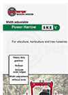 Model SKE-V - Power Harrow Brochure