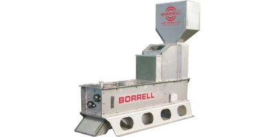 Hazelnuts Peeling or Blanching Machines