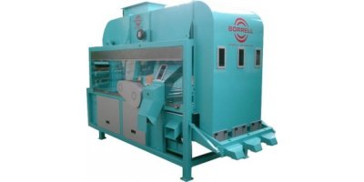 Compact Separators for Almonds & other Nuts