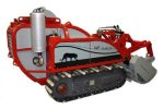LUF BUSH - Remote Controlled Mulching Machine/ Carrier