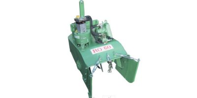 Boisselet ROTALEX  - Model RO60 or RO80 - Vine Shoot Shredder