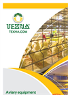Automated Bird Harvesting Cage Systems for Broilers Growing- Brochure