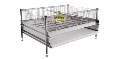 Texha - Robotized Harvesting Cage Systems for Broilers Growing