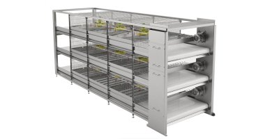Texha - Automated Bird Harvesting Cage Systems for Broilers Growing