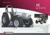 Model XE 65 / 75 - Tractor Brochure