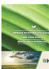 Halo - Concentrated, Value-added Liquid Fertilizer - Brochure