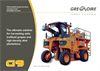 Gregoire - Model G9.330 - Versatile Carrier Equipped - Brochure