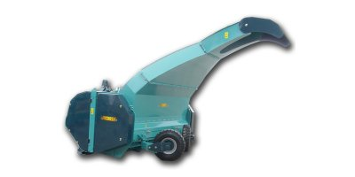 Aliramas  - Model T-ALI-SR - Biomass Mulcher for Trailer
