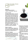 FirmTech - Model FT7 - Softfruit Firmness Measurment Instrument Brochure
