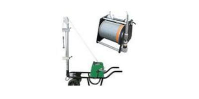 GeoVista - Model GV40  - Manual Winch