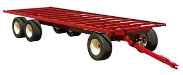 Farmco - Model BC28HD - Heavy Duty Bale Carriers