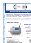 Milk-Lab - Compact Milk Analyser Brochure