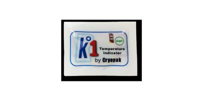 Cryopak - Model K1 - Electronic Temperature Indicator