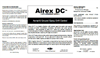 Airex DC - Aerial & Ground Spray Drift Control Datasheet