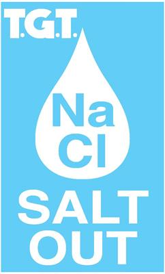 Salt Out - Liquefied Acrylamide Copolymer