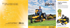 Cub Cadet - Model RZT S - Electric Zero Turn Rider Mowers Brochure