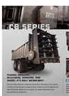 Artex - Model CB1000 - Manure Spreaders - Brochure
