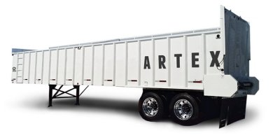 Artex - Model TR3206-8 - Silage Trailers